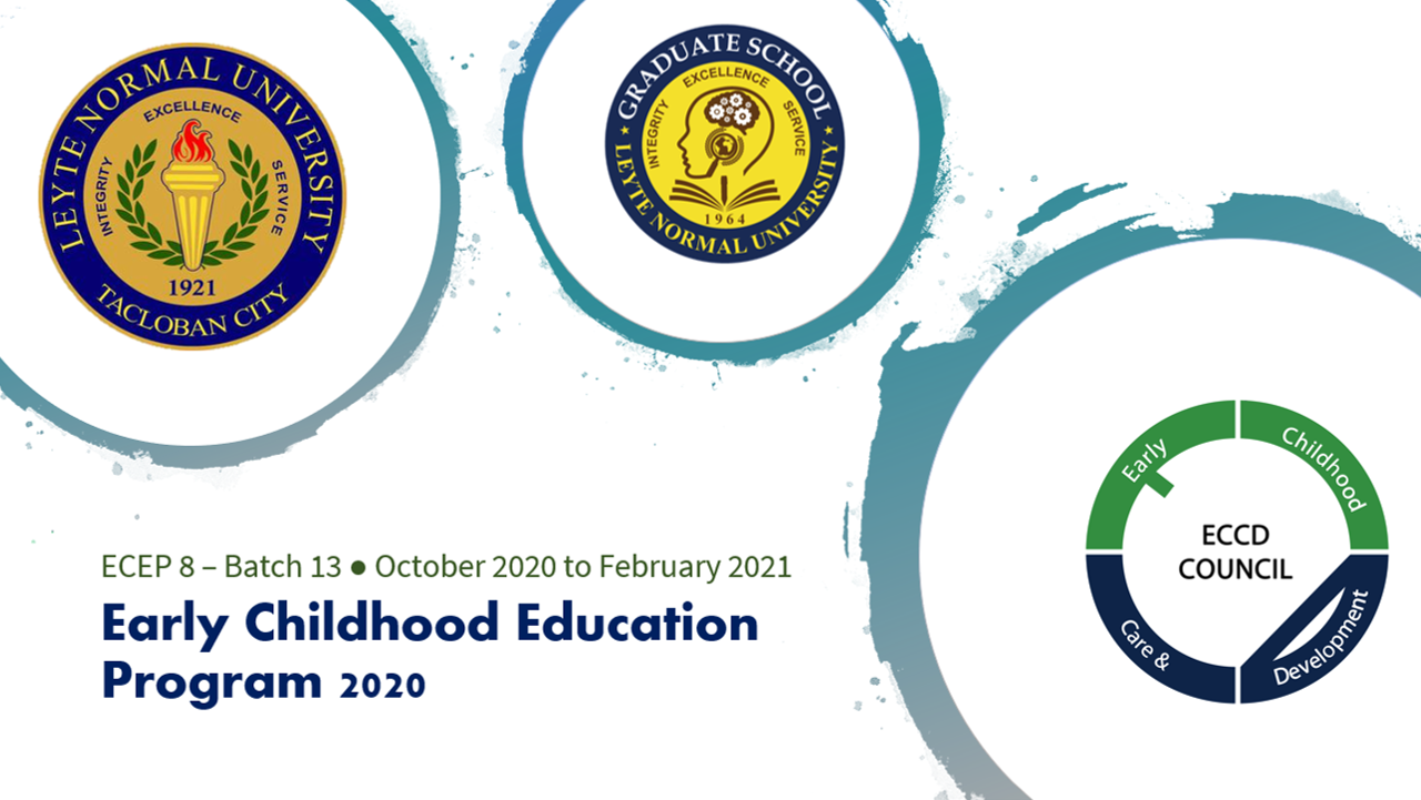 ECCD Council and LNU Early Childhood Education Program