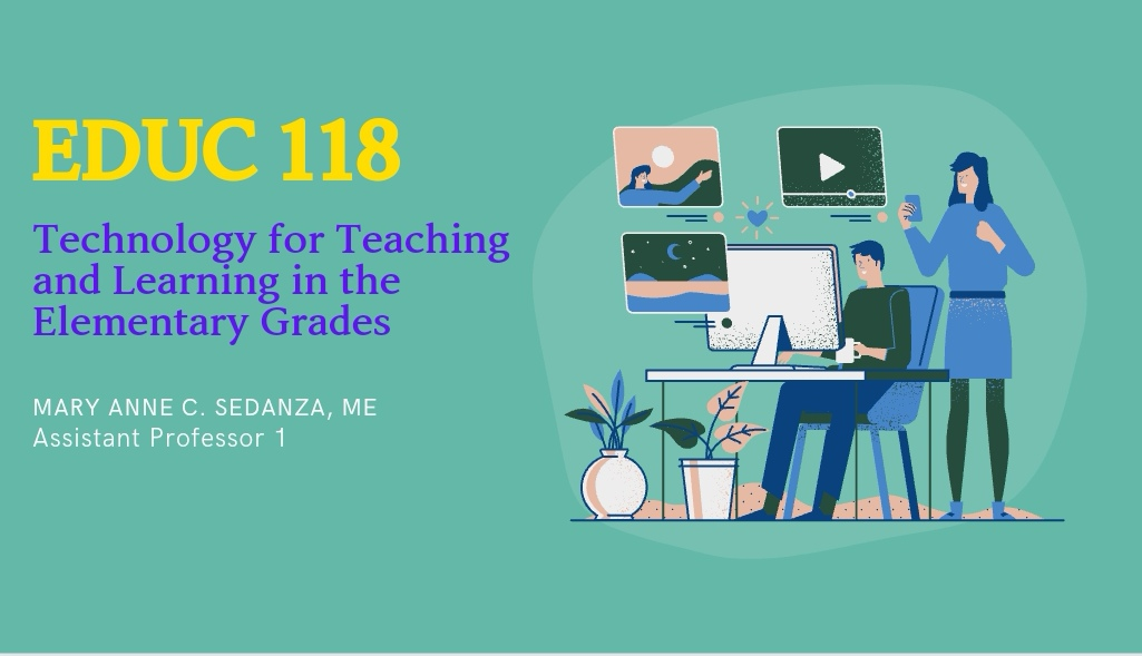 Technology for Teaching and Learning in the Elementary Grades